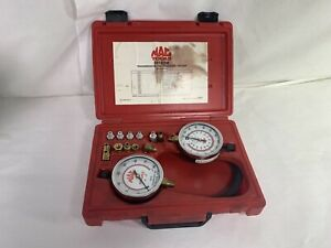 Light Use Mac Tools Tpt455m Transmission Oil Pressure Tester Kit Guaranteed