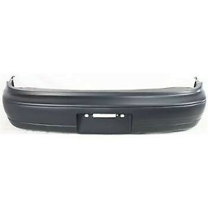 Rear Bumper Cover For 92 96 Toyota Camry Primed