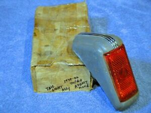 1939 1940 Buick Special Century Chrome Tail Lamp Nos