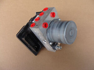 2009 C6 Corvette Abs Brake Module Pump Ebcm Assembly