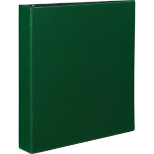 Avery Durable Ez turn Ring Reference 3 ring Binder 11 X 8 1 2 1 1 2 Capacity