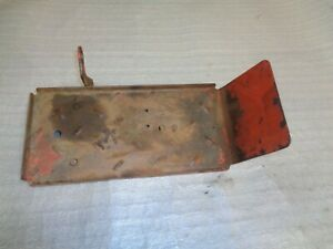 Farmall 300 Utility Step Foot Panel L h Side