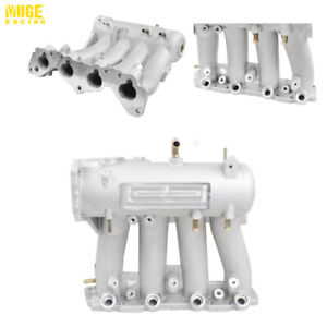 70mm Aluminum Intake Manifold For1988 2000 Honda Civic Crx Del Sol Sohc D series