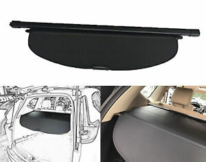 Retractable Tonneau Cover Security Trunk Shield Shade For 2014 2019 Nissan Rogue