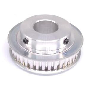 1pc Xl 40t Timing Belt Pulley Synchronous Wheel 25mm Bore For 10mm Width Belt