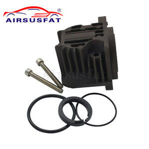 For Touareg Cayenne Air Compressor Pump Cylinder Head Piston Ring O Rings Screw