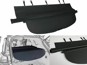 Tonneau Retractable Cover Privacy Cargo Luggage Shade For 2014 2019 Nissan Rogue
