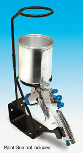Eastwood Global Gravity Feed Paint Gun Stand With Wall Or Bench Mount
