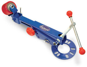 Eastwood Adjustable Fender Roller Tool Heavy Duty Coate For Lowered Vehicles