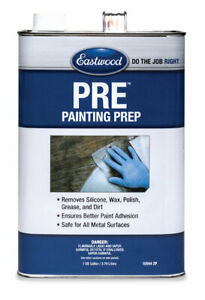 Eastwood Silicone Wax Dirt Powder Remover Pre Painting 1 Gallon