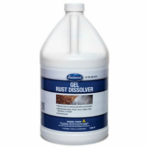 Eastwood Reusable Rust Dissolver Gel 1 Gallon For Engine Automotive Parts Tool