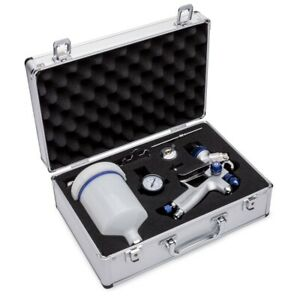 Eastwood Single Paint Gun Storage Case Integrated Locking Latches With 2 Keys