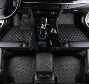 Fit For Ford Fusion f 150 Mustang taurus ecosport fiesta edge Car Floor Mats