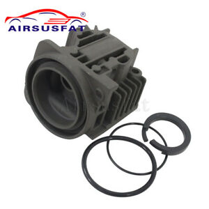 Air Suspension Compressor Cylinder Rings For Vw Touareg Porsche Cayenne Pump Kit