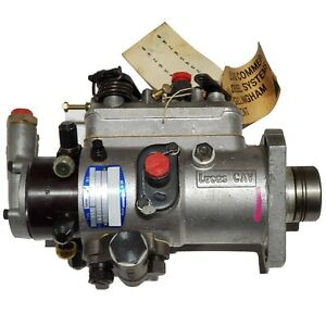 Lucas Cav Dpa Fuel Injection Pump Fits Ford Diesel Engine 3348f590 89ny9a543ba