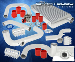 99 00 Civic Type Rs S Piping Kit 31 X11 5 X3 0 Intercooler Set Blow Off Valve