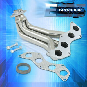 For 2008 2009 2010 Scion Xb 2 4l Dohc Stainless Steel Exhaust Performance Header