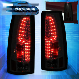 94 98 Chevy Suburban Tahoe C10 New Style Led Brake Stop Tail Lights Assembly Set