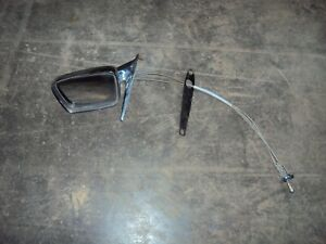 1967 Ford Galaxie 500 Driver Door Remote Mirror 67