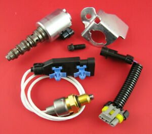 Duramax Turbo Vgt Tune up Kit Vane Position Sensor Vgt Solenoid 2004 2016