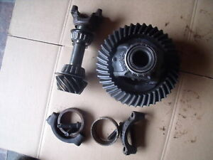 Front Dana 44 Loaded Carrier Ring And Pinion 3 07 Truck Dodge Chevy 1973 1976