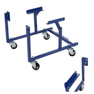1000lb Automotive Engine Cradle Steel Stand For Ford Manaul Tool