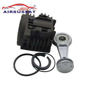 Air Compressor Cylinder Rings Connecting Rod For Vw Touareg Porsche Cayenne