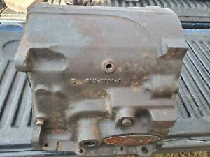 Fordomatic Ford O Matic Transmission Small Case Empty Cast Iron Center Case