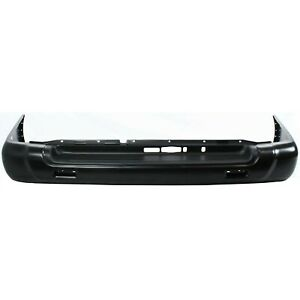 Bumper Cover For 99 2004 Nissan Pathfinder Le Se Xe Rear With Tire Carrier Hole