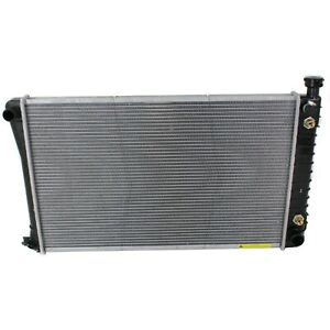 Radiator For 1988 1998 Chevrolet Gmc C K Models With Transmission Cooler 3095794