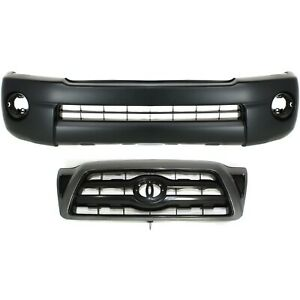 Auto Body Repair For 2005 2011 Toyota Tacoma 4wd Front Bumper Cover