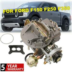 Replacement Carburetor Carb For Ford F100 F150 F250 F350 Mustang 2 Barrel Kits