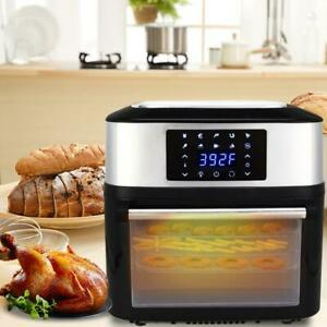 Zokop 1800w 16l Multi functional Air Fryer Oven All in one 16 9 Quart Grill Home