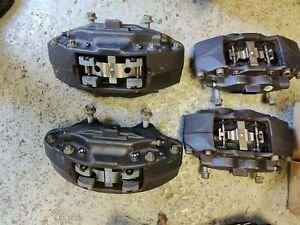 16 19 Camaro Ss Brembo Brake Calipers Brakes Set Used 2016 2017 2018 2019