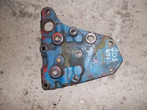 Ford 601 Wm Tractor Original Select O Speed Sos Transmission Cover Panel
