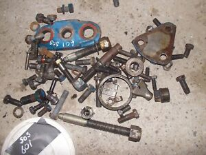 Ford 601 Wm Tractor Select O Speed Sos Transmission Parts Pieces
