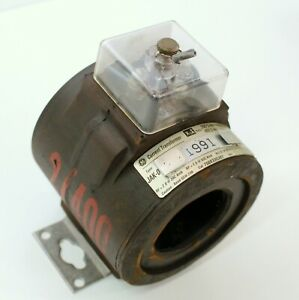 General Electric Ratio 200 5 400 5 Type Jak 0 Current Transformer