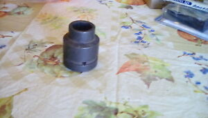 Large Heavy 1 Inch Drive Impact Socket Marked Only 8 8