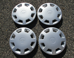 Factory Chevy Sprint 12 Inch Hubcaps Wheel Covers