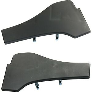 Bumper Filler For 2007 2009 Toyota Camry Set Of 2 Front Left And Right