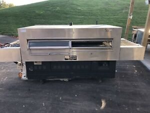 Middleby Marshall Pizza Oven Gas Pizza Oven Ps 360
