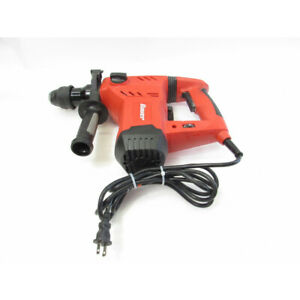 Bauer 1641e b 1 1 8 Sds Variable Speed Pro Rotary Hammer Drill Kit