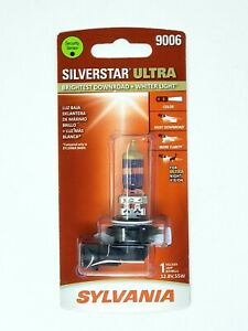 Sylvania Silverstar Ultra Headlight Bulb 9006