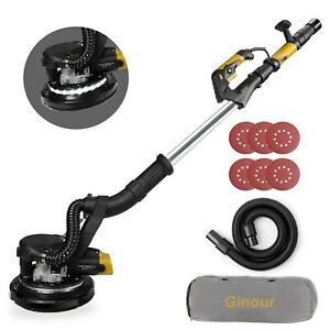 Drywall Sander Ginour 6a Electric Drywall Sander With Automatic Vacuum Syste