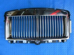 Rolls Royce Ghost Rr4 Front Complete Radiator Grille 7017