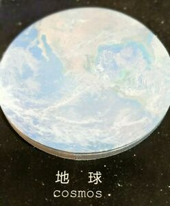 Lot Of 2 Space Planets Sticky Notes Cosmos Earth Venus Mars Post Notes New