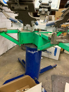 Complete Screen Printing System