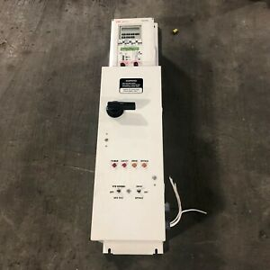 Abb Ach501 007 4 00p2 Ac Frequency Drive 3ph Disconnect Switch Encl Can Ship