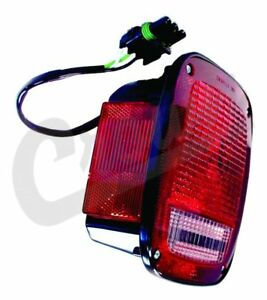 Passenger Side Tail Light For Jeep 1987 To 1990 Yj Wrangler Crown 56002134