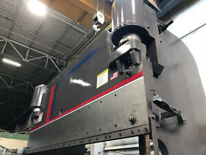 300 Ton X 14 Pacific Hydraulic Press Brake Fabricating Loading Included